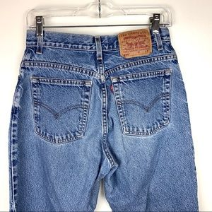 Vintage Levi's Relaxed Fit Tapered Leg size 10